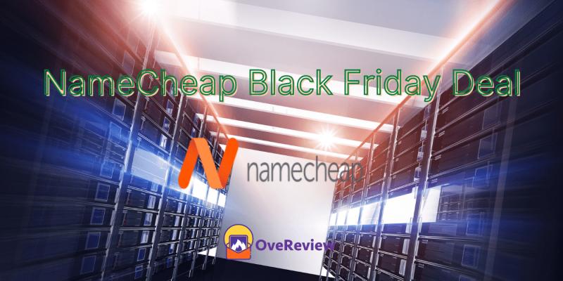 NameCheap Black Friday Deal [2021 Verified] – 99% OFF