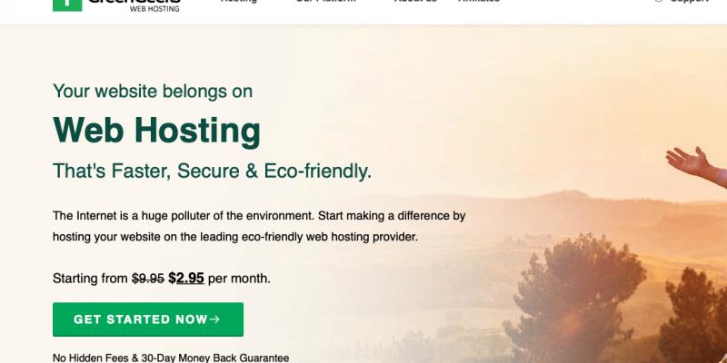 GreenGeeks Coupon Code – upto 70% OFF + Free Domain