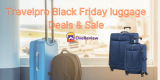 20 Best Travelpro black Friday luggage deals [SALE]