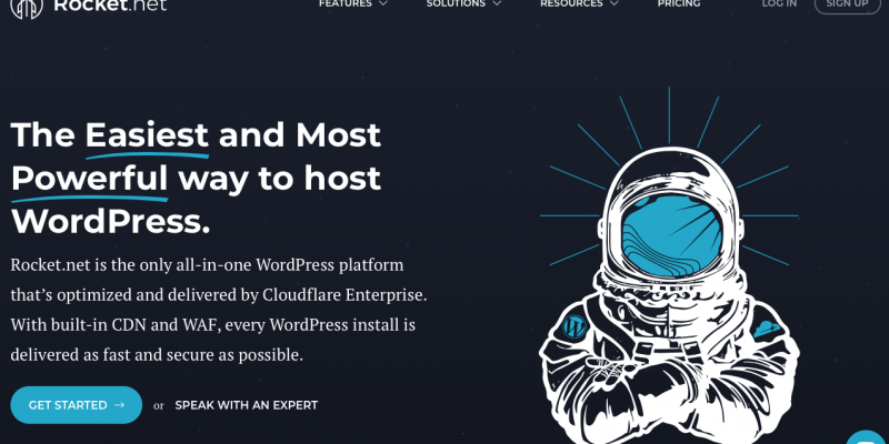 Rocket.Net Review 2021- Pros & Cons of Best Managed Wordpress Hosting
